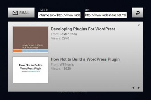Developing WordPress Plugin