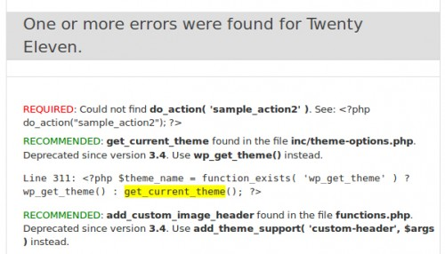 How to Customize Theme Check for Validating WordPress Themes