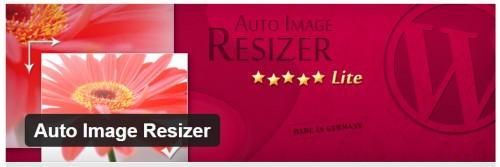 Auto Image Resizer