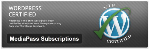 MediaPass Subscriptions