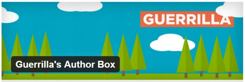 Guerrilla's Author Box