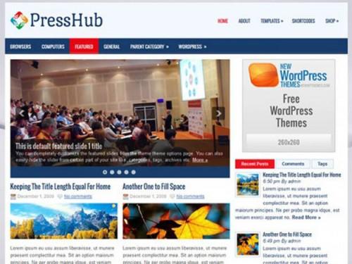 Press Hub