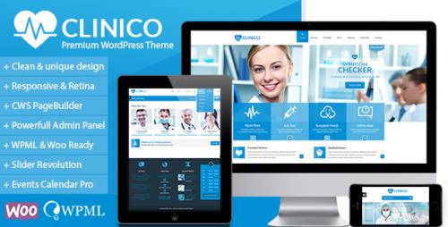 Clinico - Premium Medical and Health Theme