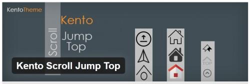 Kento Scroll Jump Top