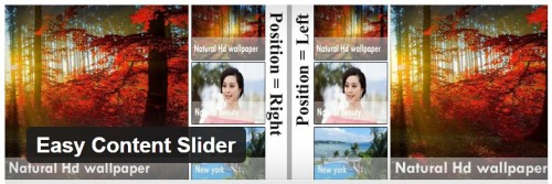 Easy Content Slider