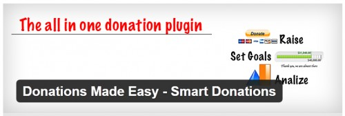 Donations Made Easy - Smart Donations