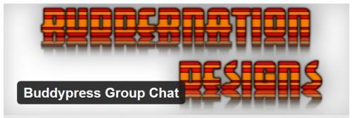 Buddypress Group Chat