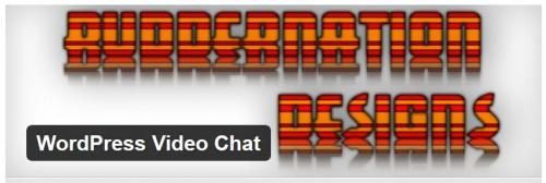 WordPress Video Chat