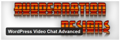 WordPress Video Chat Advanced