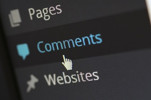 Moderating Comments on Your Blog