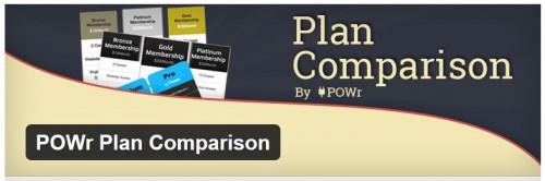 POWr Plan Comparison
