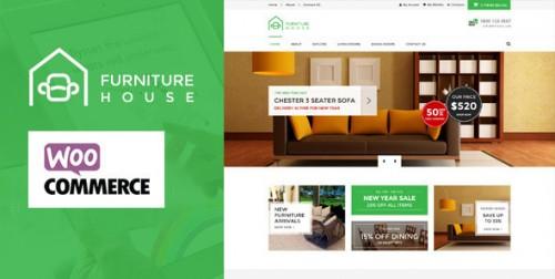 Furniture - WooCommerce WordPress Theme