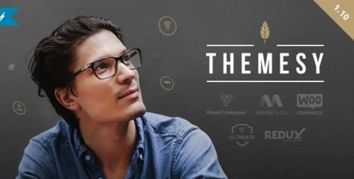 Themesy - Responsive Multi-Purpose WordPress Theme