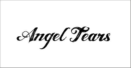 ANGEL TEARS Font