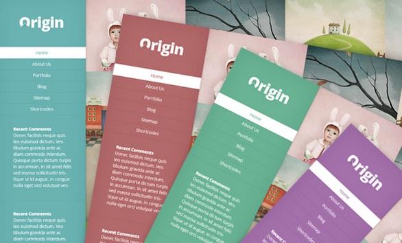 The Ten Best Website Themes