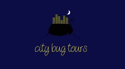 City Bug Tours Logo