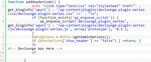Using JavaScript and CSS in WP Plugin