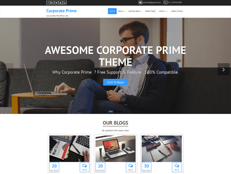 Corporate Prime