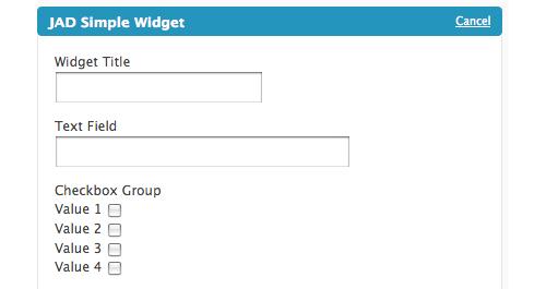 How to Build Your Own WordPress Widget