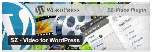SZ - Video for WordPress
