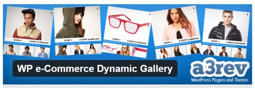 WP e-Commerce Dynamic Gallery