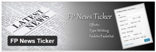 FP News Ticker
