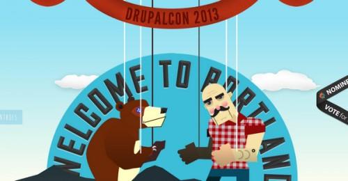 DrupalCon Portland