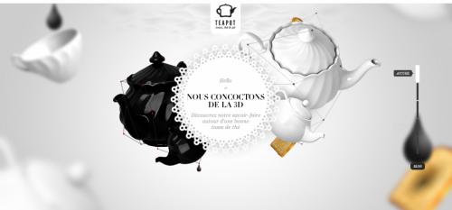 Teapot Creation
