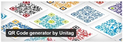 QR Code Generator by Unitag