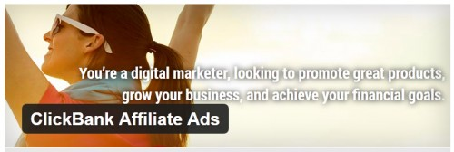 ClickBank Affiliate Ads