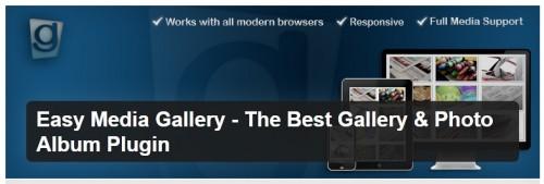 Easy Media Gallery