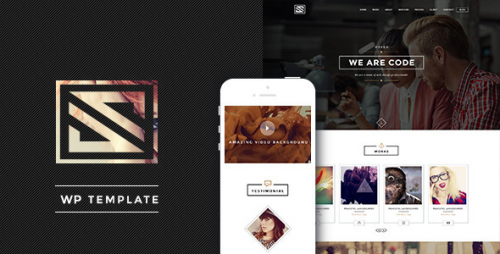 Vastudio - Creative One Page WordPress Theme