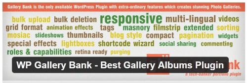 WP Gallery Bank