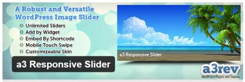 a3 Responsive Slider