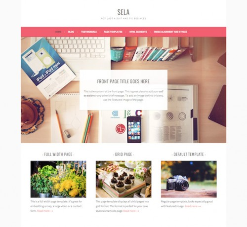 15 cool free minimalist wordpress themes for photographers wpvortex