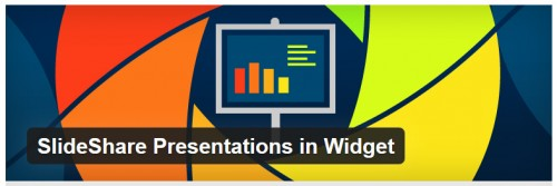 SlideShare Presentations in Widget