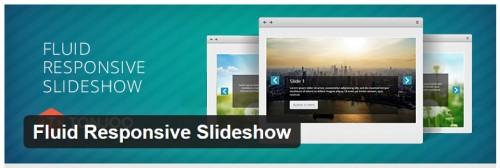 Fluid Responsive Slideshow