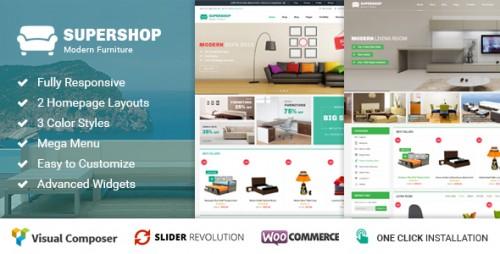 10 Best WordPress Themes for Furniture Stores - WPVortex