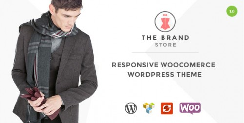 The Brand - Responsive WooCommerce WordPress Theme